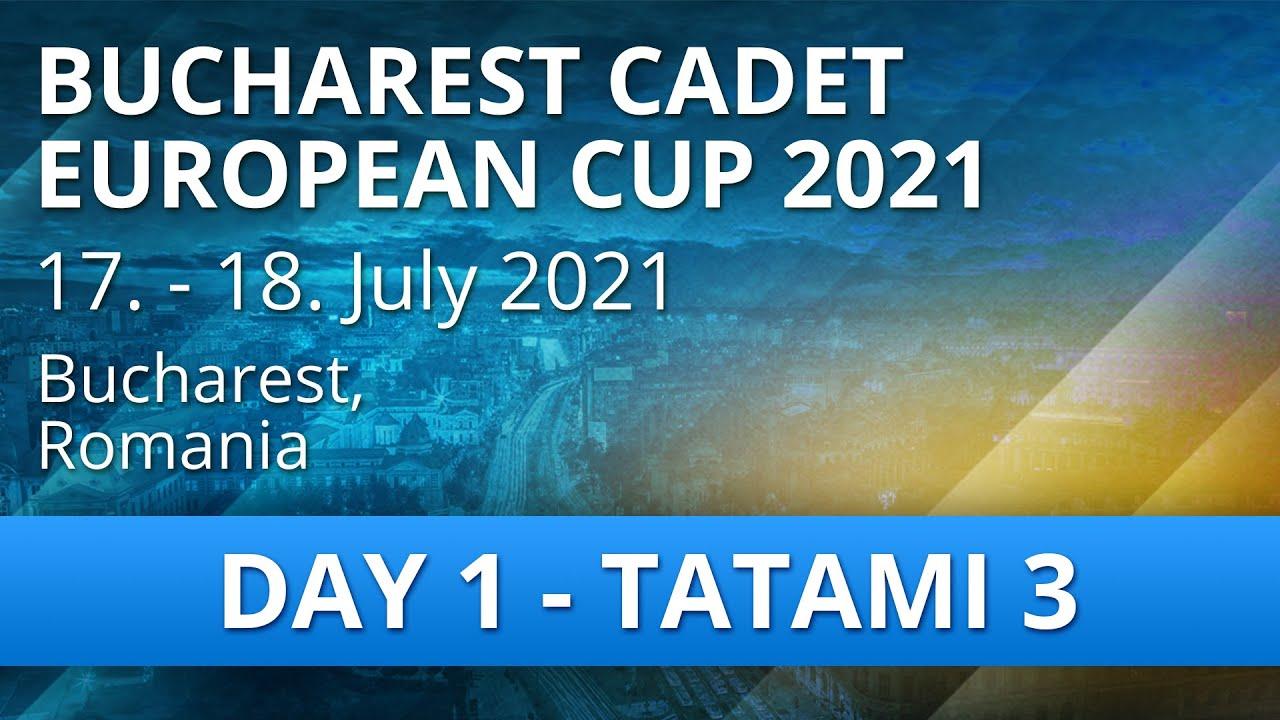 European Cup Bucharest